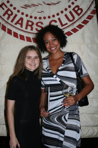 "Daria Trifu and guest attend the private party and screening of the feature film ""Punctured Hope"" (directed by Bruno Pischiutta and produced by Trifu) held at the Friers Club in New York City. At the party, Daria! magazine's 2007 issue premiered."