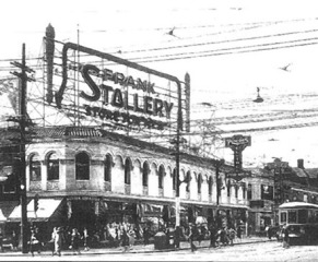 Stollery's 114 years ago.